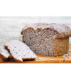 Сирний хліб з висівками