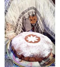 Цільнозерновий пряниковий пиріг