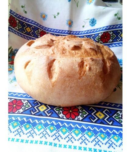 Хліб з вівсяними висівками і зародком зерна