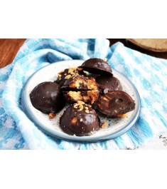 Цукерки з арахісової пасти