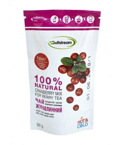 Чай журавлинни 50г (рідкий концентрат з натуральних інгредієнтів)