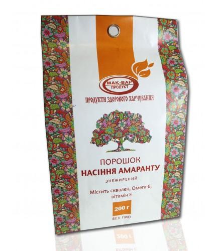 Шрот насіння амаронту, пакет 200 г