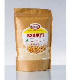 Шрот насіння кунжуту, пакет 250 г