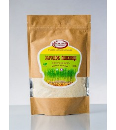 Шрот зародыша зерна пшеницы, пакет 200 г