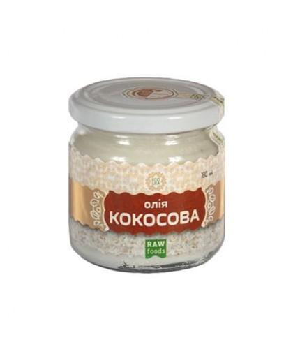 """Олія кокосового горіха  """"ECOLIYA"""", 180 мл"""