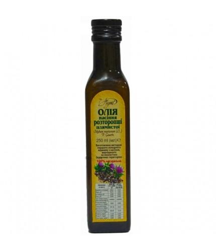 """Олія насіння розторопші """"Аннушка"""", скло 250 мл"""