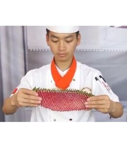 Китайское мастерство нарезки
